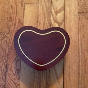 Lenox Wooden Jewelry Box *New in box*